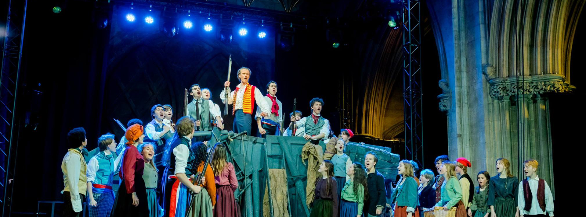 Fusion supplies new Technology to support local Youth Theatre