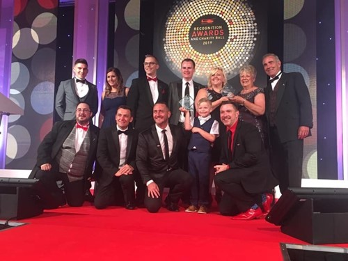 Awards Ball Recognises Charity Heroes